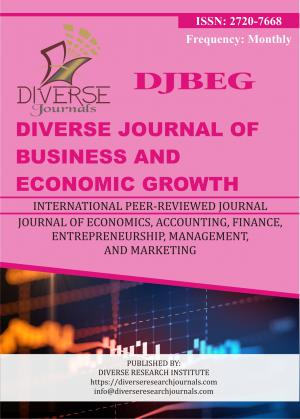 Diverse Journal of Business and Economic Growth