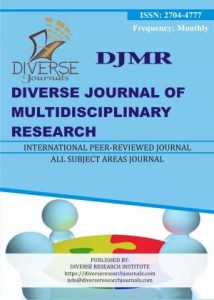 Diverse Journal of Multidisciplinary Research